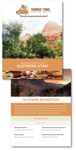 Southern Utah Vacation Guide