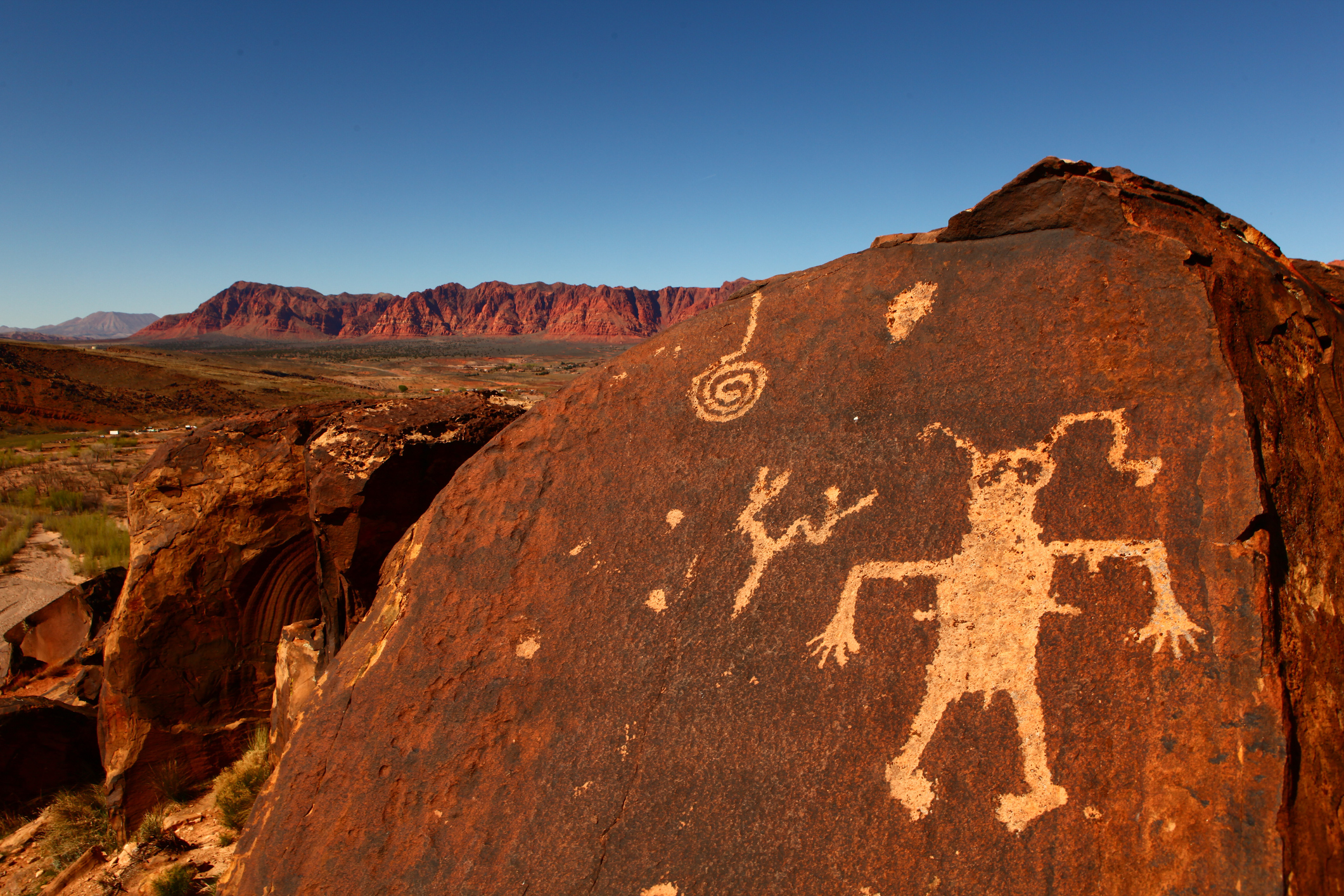Learn about the Anasazi tribe at the Anasazi State Park Museum.