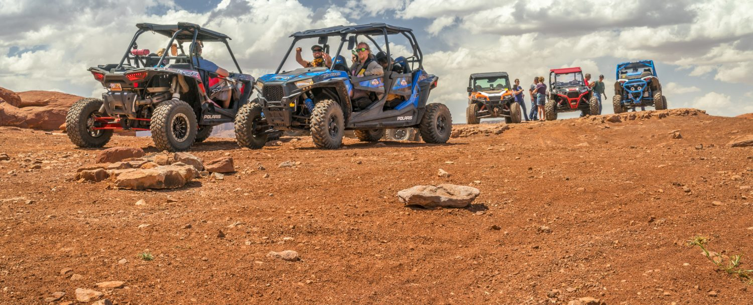 Explore Southern Utah's unique landscape atop one of these Duck Creek Village ATV rentals!