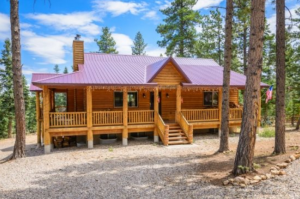 duck creek mountain cabin